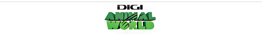 DIGI Animal World logo